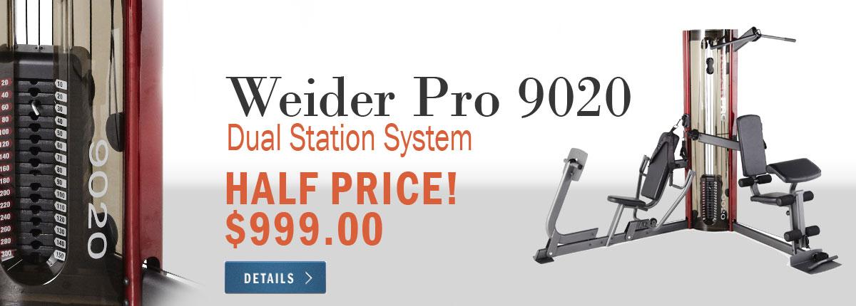 Weider Pro 9020