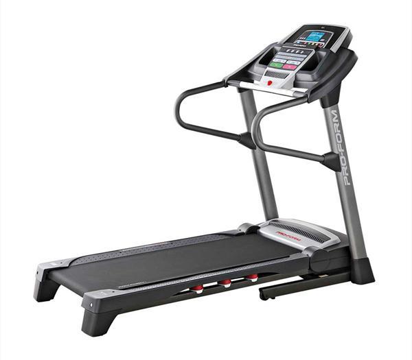 Treadmill Belt Moving Slow: Proform 770 Ekg