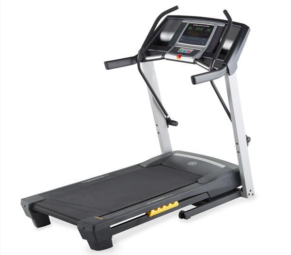 Golds Gym Treadmill 480 Manual