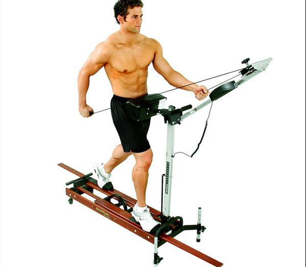 nordictrack ski machine calories burned