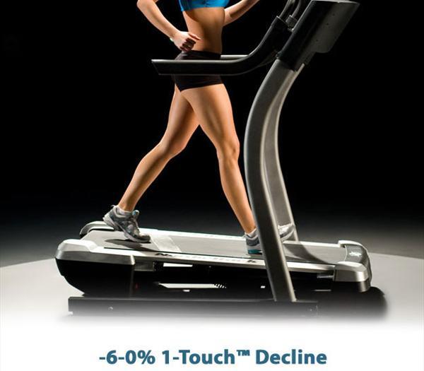 treadmill jogging speed