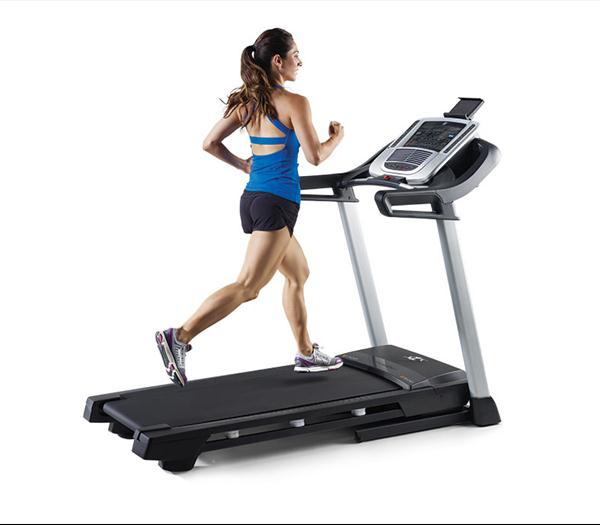 Golds Gym Treadmill Connect Bluetooth: NordicTrack® C700 Treadmill