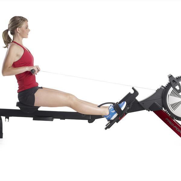 proform r400 space saver rowing machine